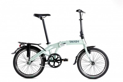 Takashi 20 Vouwfiets Single