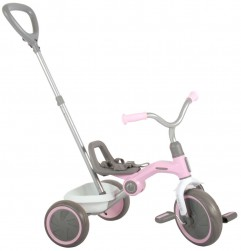 QPlay 3-WIELER Tenco plus Roze
