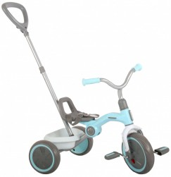 QPlay 3-WIELER Tenco plus Blauw