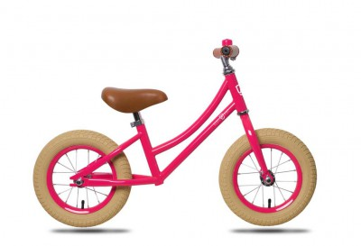 Rebel Kidz DS loopfiets classic Roze